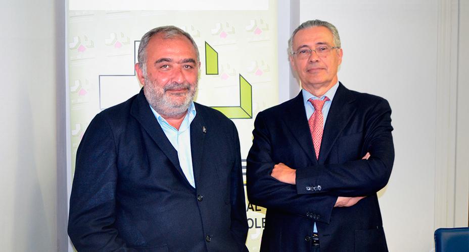 Fernando Redondo, presidente de FEFE, durante la presentación del XIII Congreso FEFE